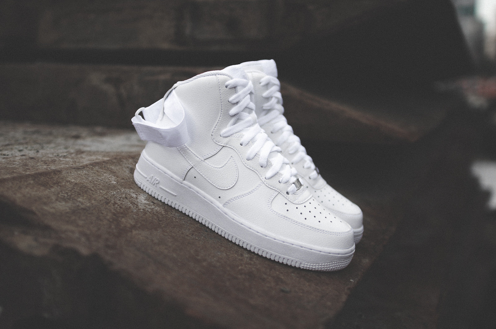 outlet store b1ba1 ef0ab Nike Air Force 1 Low, Mid   High - White – Kith
