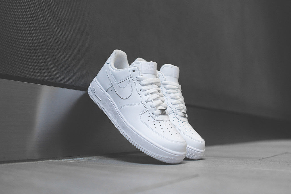 new style fa65e 59b5c Nike Air Force 1 Low, Mid & High - White – Kith