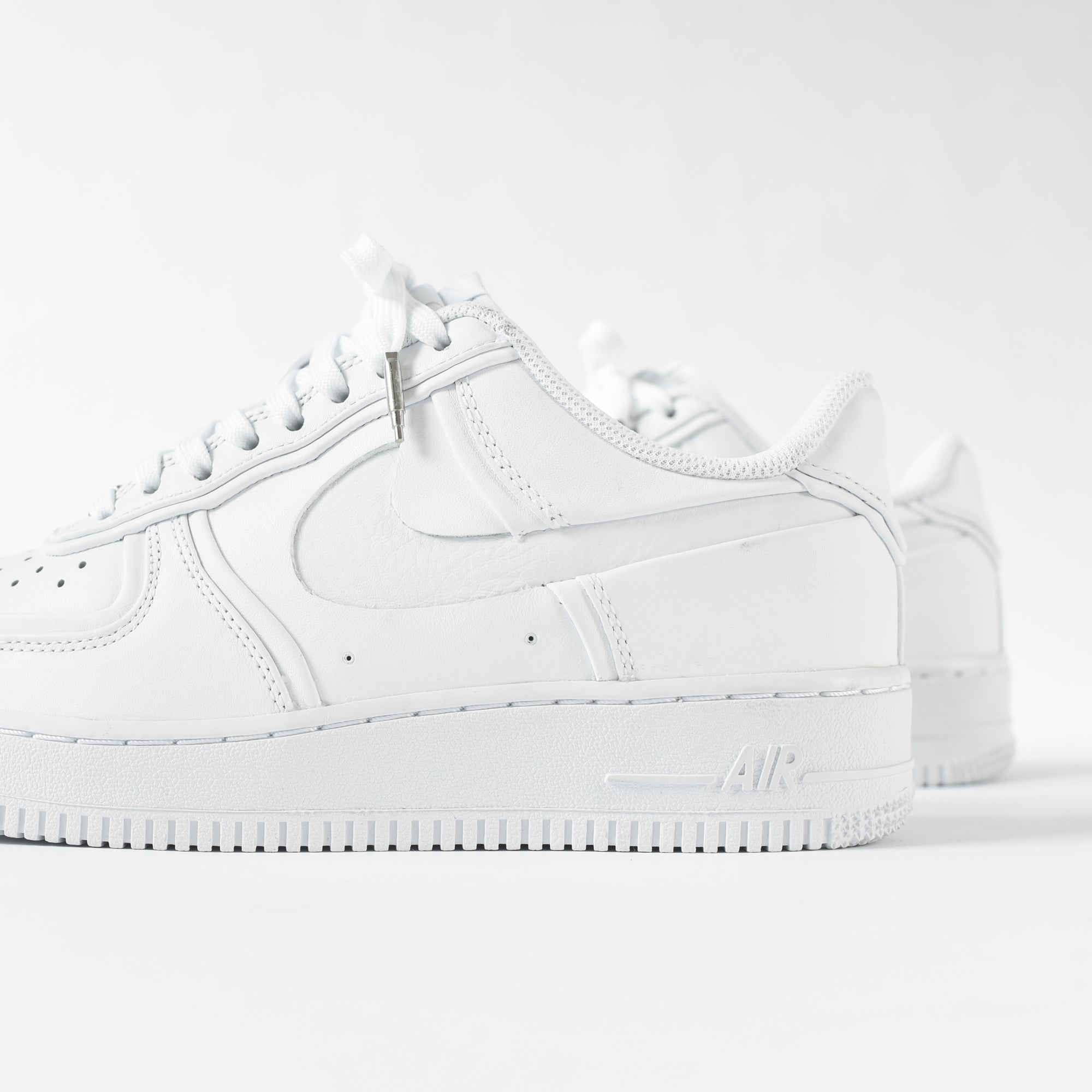 0c7be3f7e0865 Nike x John Elliott Air Force 1 - White – Kith