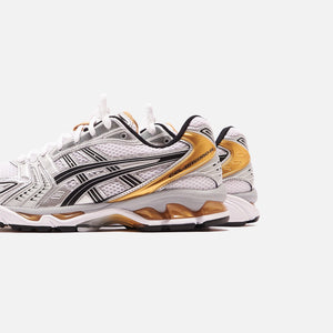 Asics Gel-Kayano 14 - White / Pure Gold 4