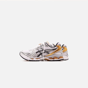 Asics Gel-Kayano 14 - White / Pure Gold 2