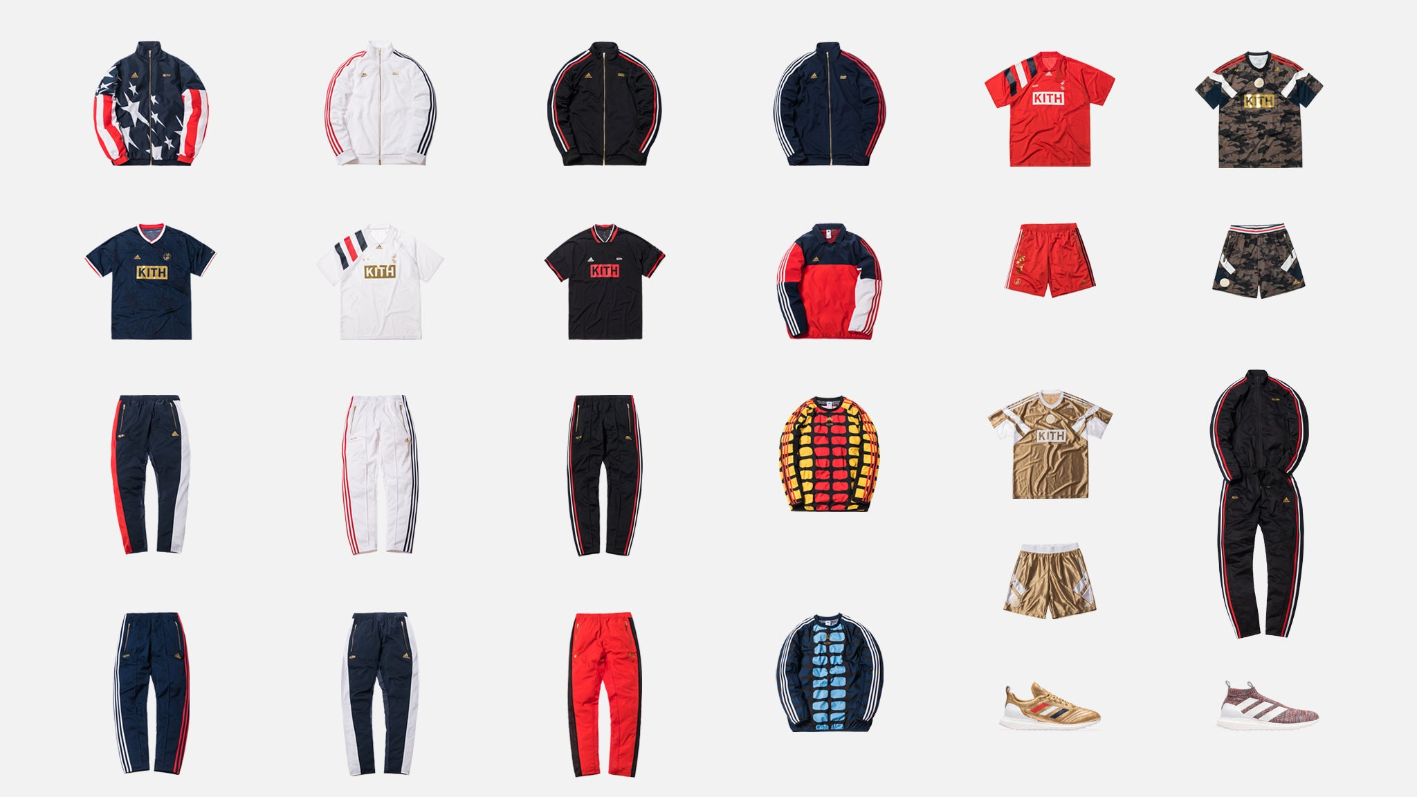3 X A Closer At Chapter Look Soccer Kith Adidas hQodBsCxtr