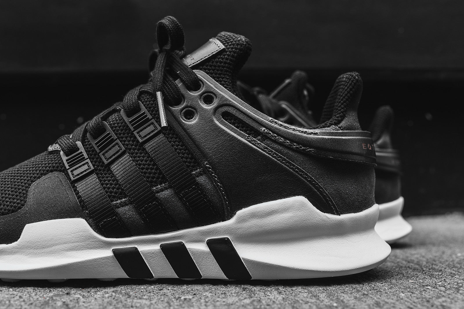 adidas originals eqt adv black