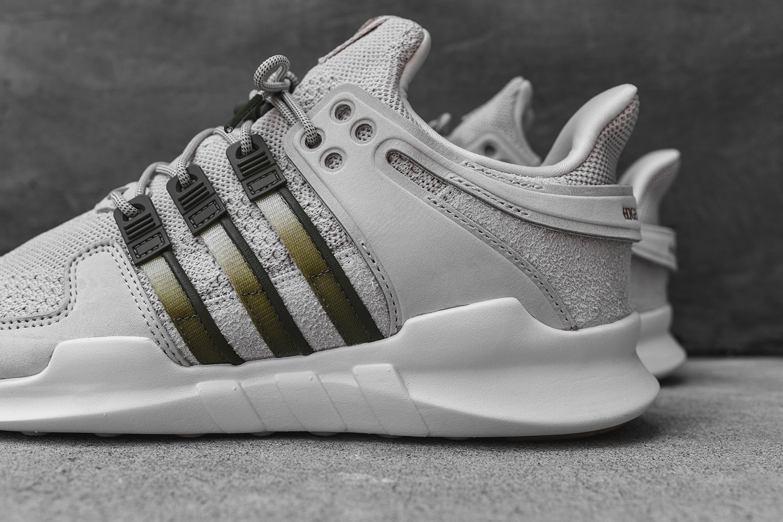 new arrival 71c23 d59c7 adidas Consortium x Highs and Lows EQT Support ADV - Sand ...