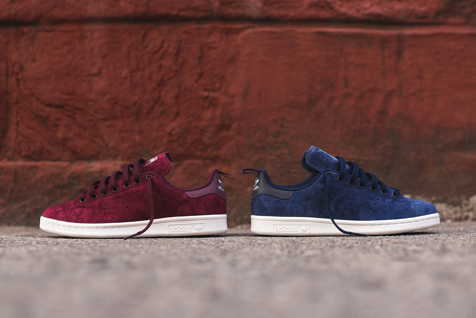 factory authentic 272c1 d5af5 adidas Originals Stan Smith Suede Pack – Kith