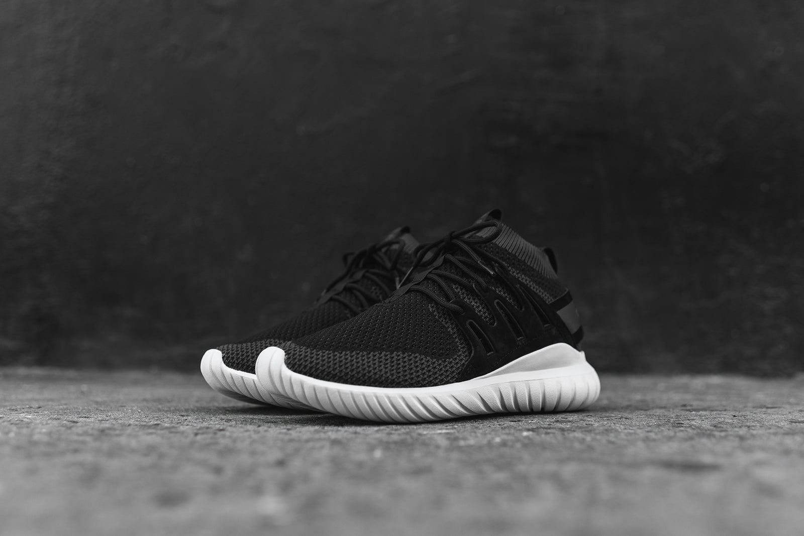 newest collection ebd42 57cf0 adidas Tubular Nova Primeknit - Black / White – Kith