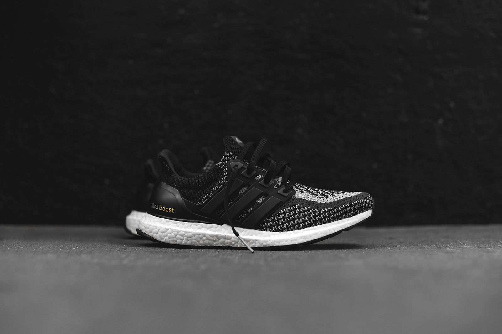 526ae46eeec15 adidas Ultra Boost - Black   Reflective. November 10