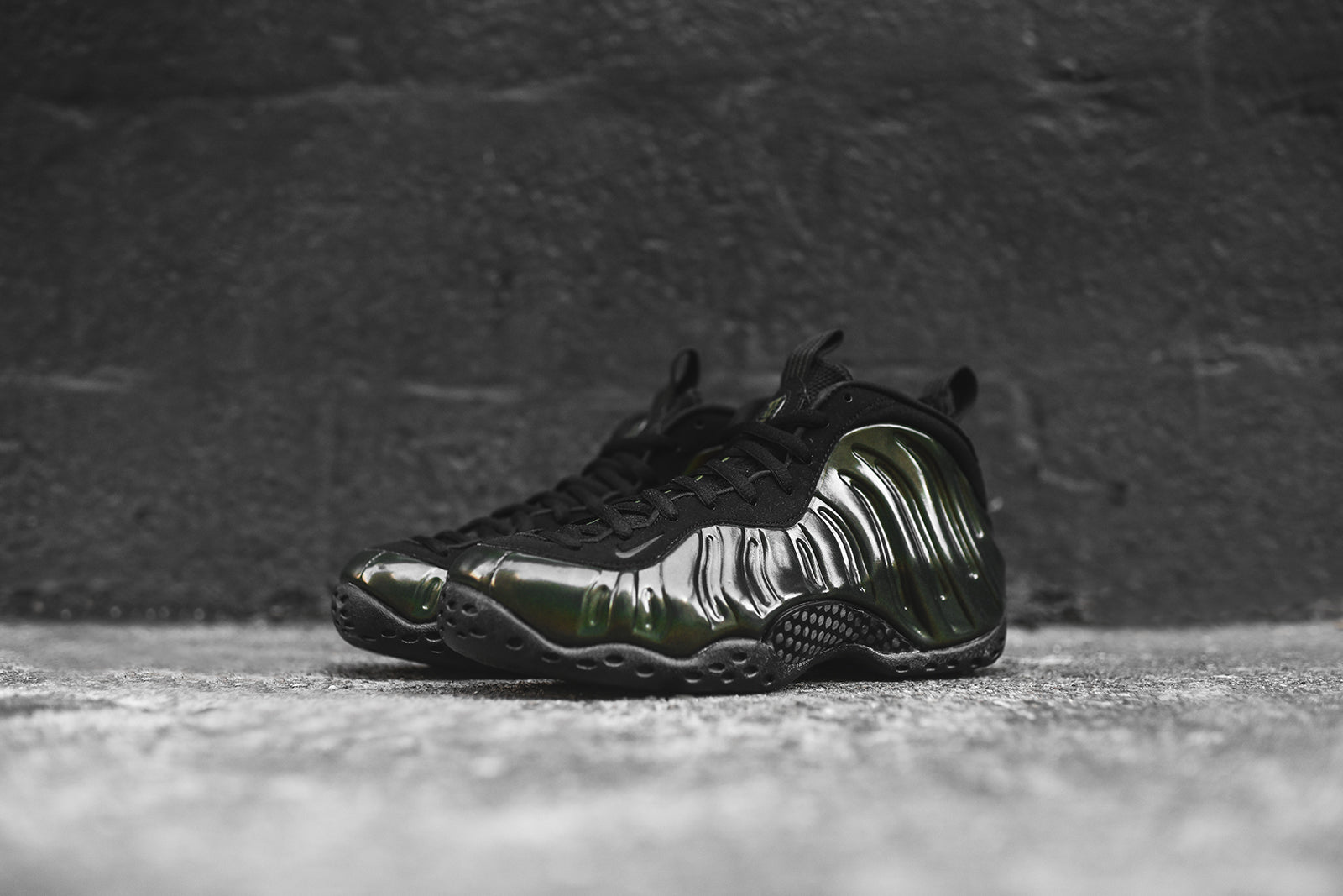 Week of Greatness Nike Air Foamposite One Premium Safari ...