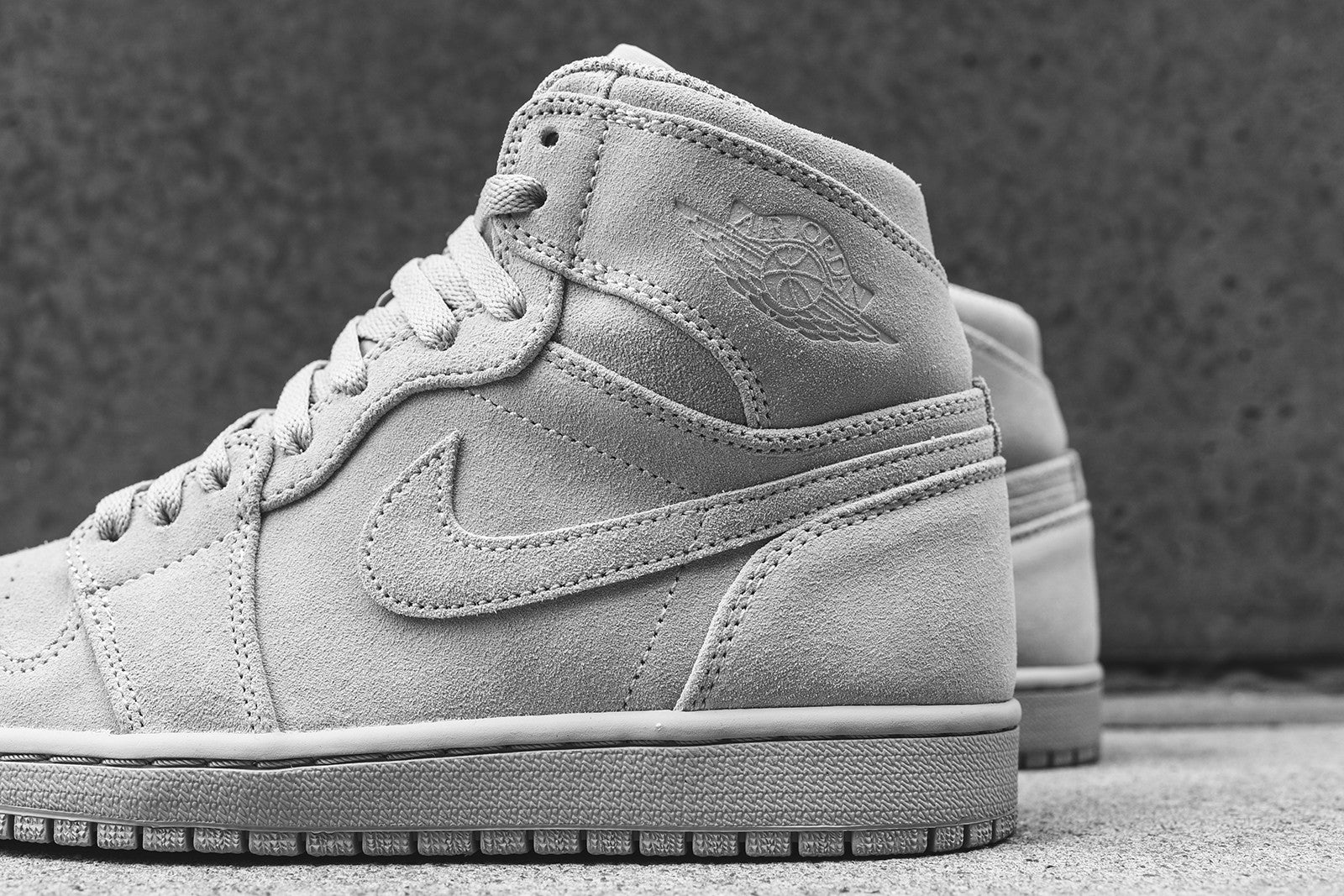 664281ab7bfe 1  2  3. Jordan Brand releases the Air Jordan 1 Retro High silhouette  executed in a Wolf Grey color ...