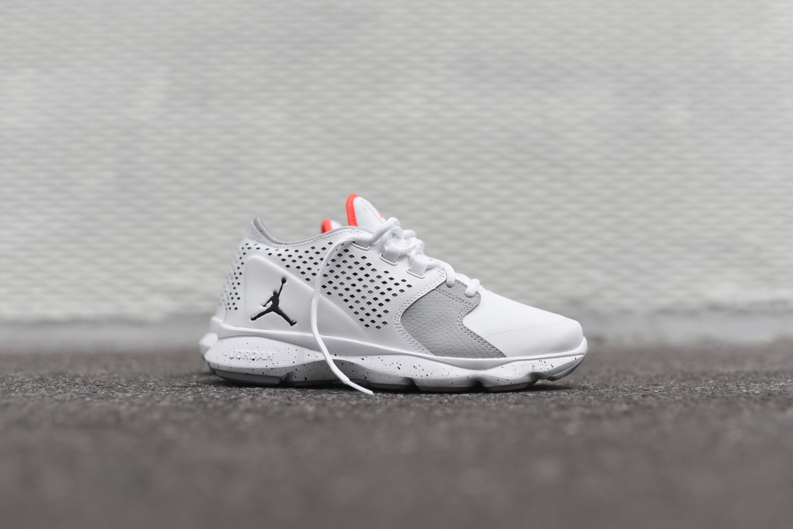 magasin en ligne 00806 f29e1 Nike Air Jordan Flow - White / Infrared – Kith