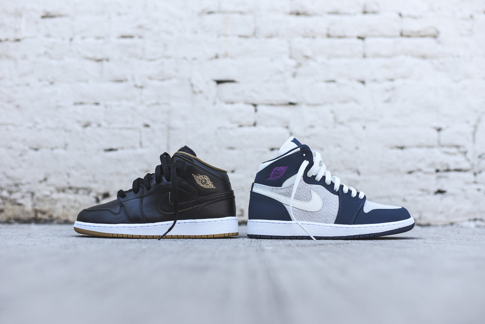 3211a89a4aa best sneakers 75f11 c62f7 nike air jordan 1 mid. available at kith ...