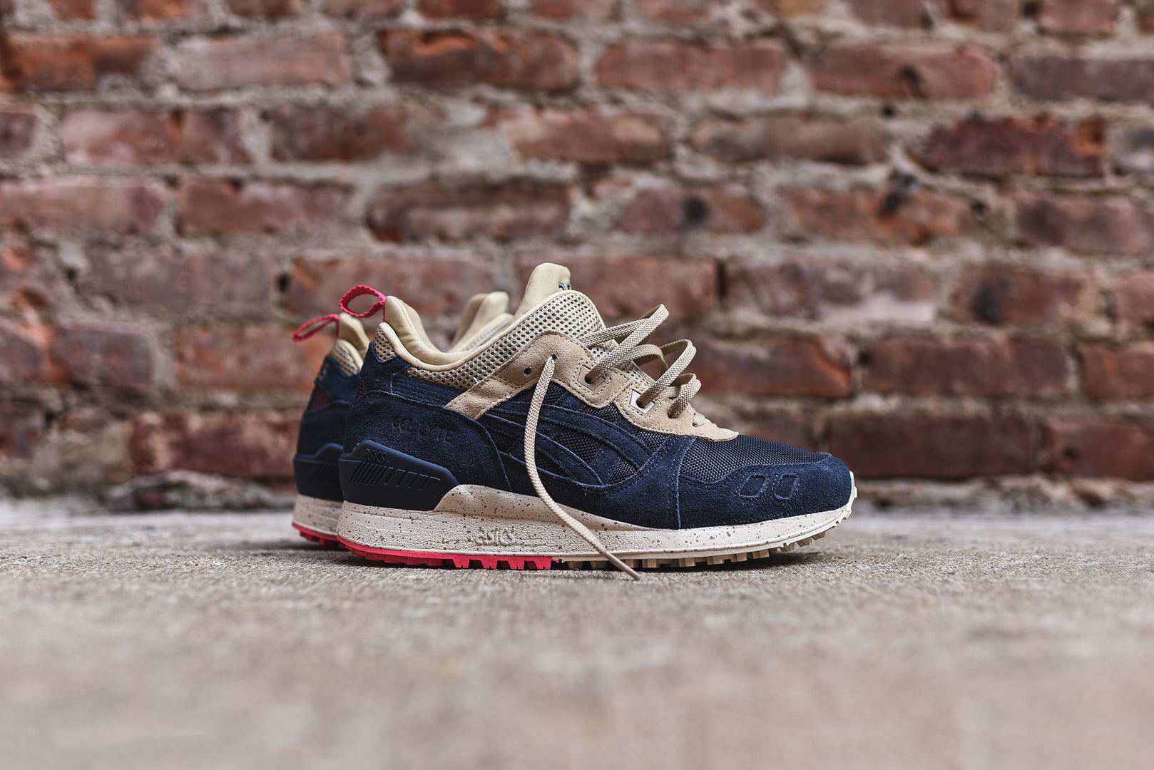 Asics Gel Lyte – Iii Boot Mt Kith Pack D9HYWEI2