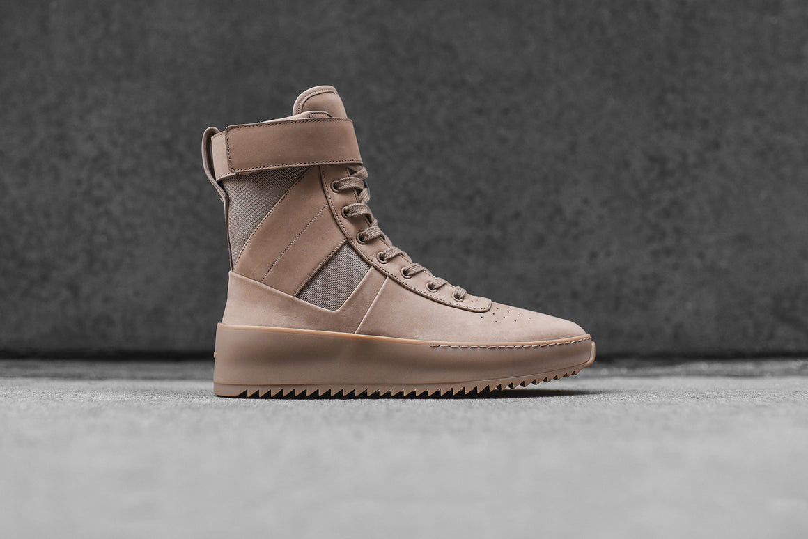 c4370c023b8b0c If You re Balling Get These Then  Fear Of God Military Sneaker High ...