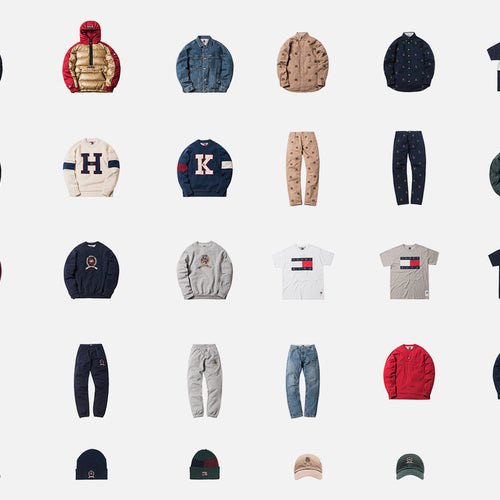 A Closer Look at the Kith x Tommy Hilfiger Collection