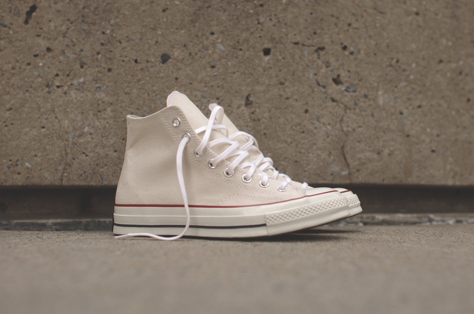 733053fb4246f CONVERSE CHUCK TAYLOR ALL-STAR HI 1970 - PARCHMENT WHITE   ALL-STAR ...