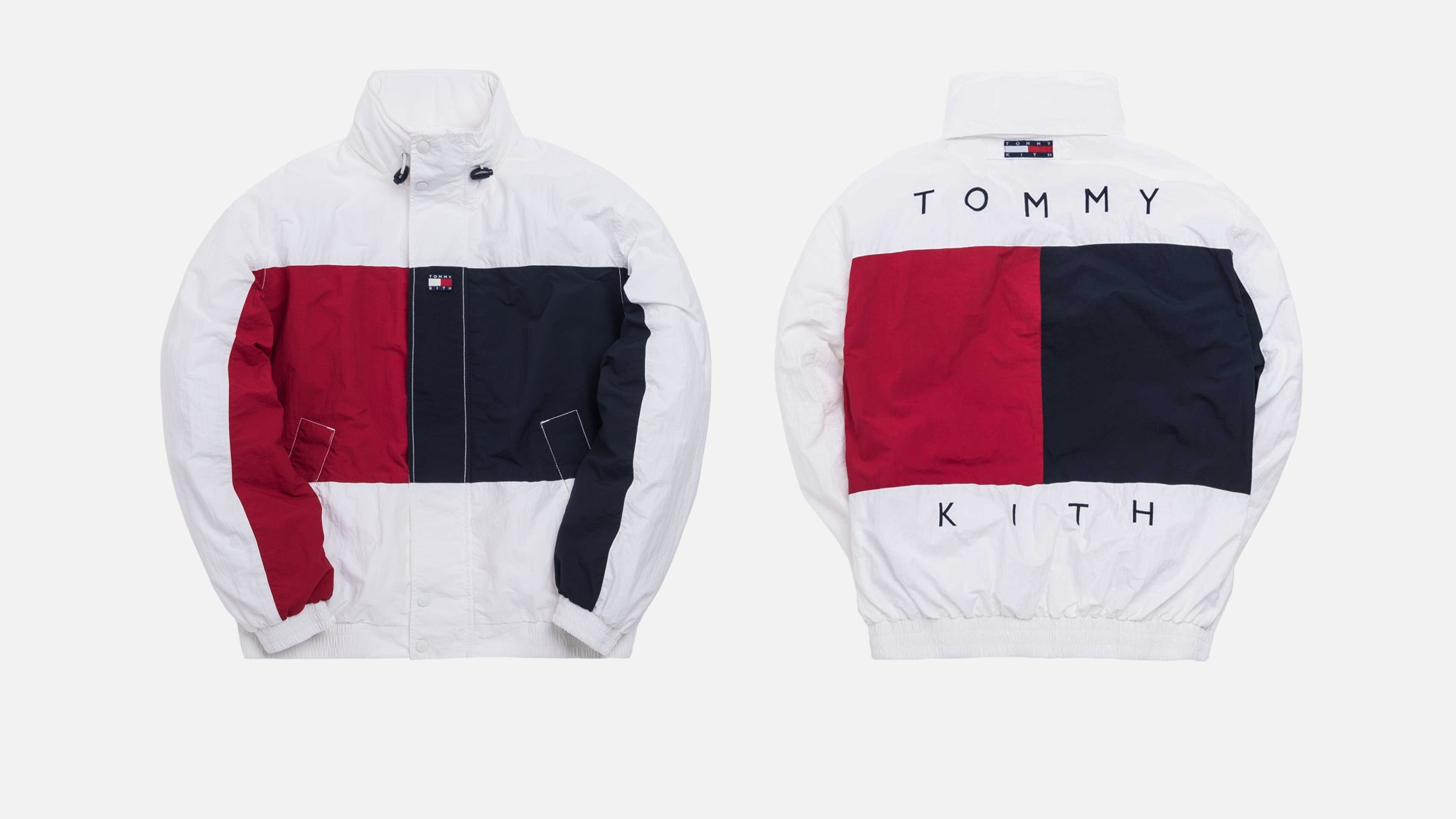 tommy hilfiger kith collection