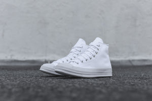 Converse Chuck Taylor All Star 1970 Hi Monochrome - White 2