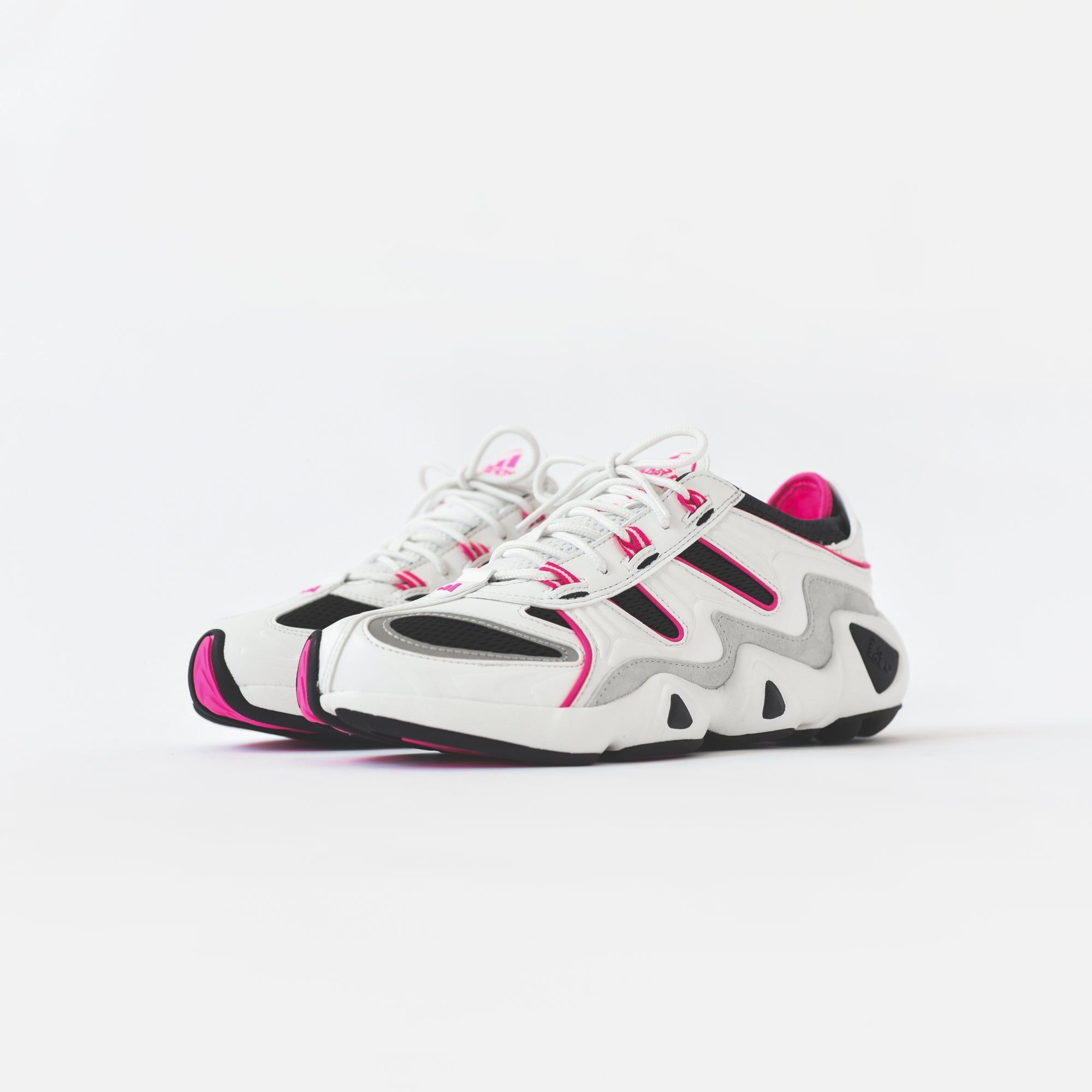 on sale fd6d4 6840e adidas Originals FYW S-97 - White   Shock Red   Core Black. April 17, 2019.  Shop Now. -3. -1. -2