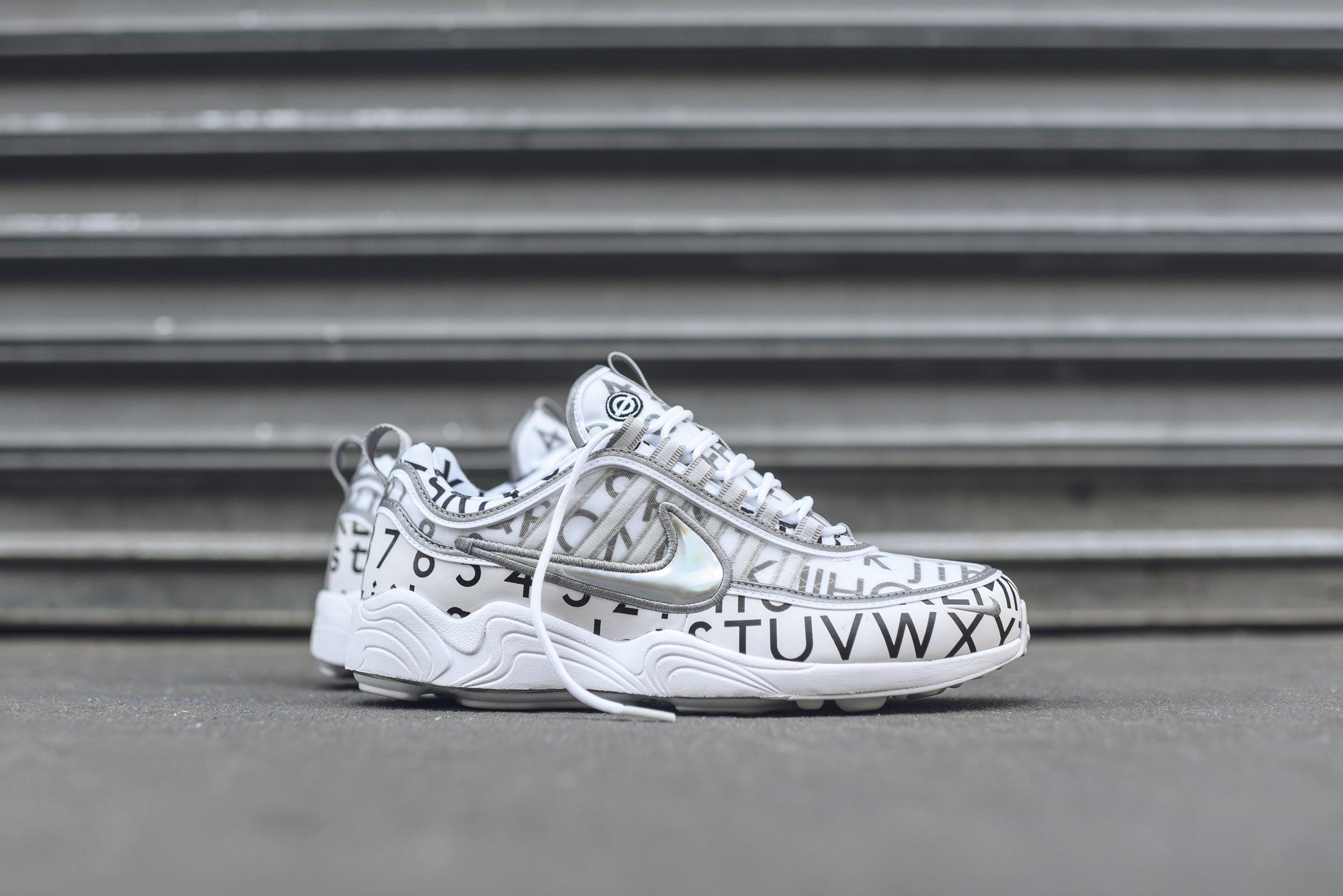 NikeLab x Roundel Air Zoom Spiridon GPX - White   Multi. November 23 02356304fbf1
