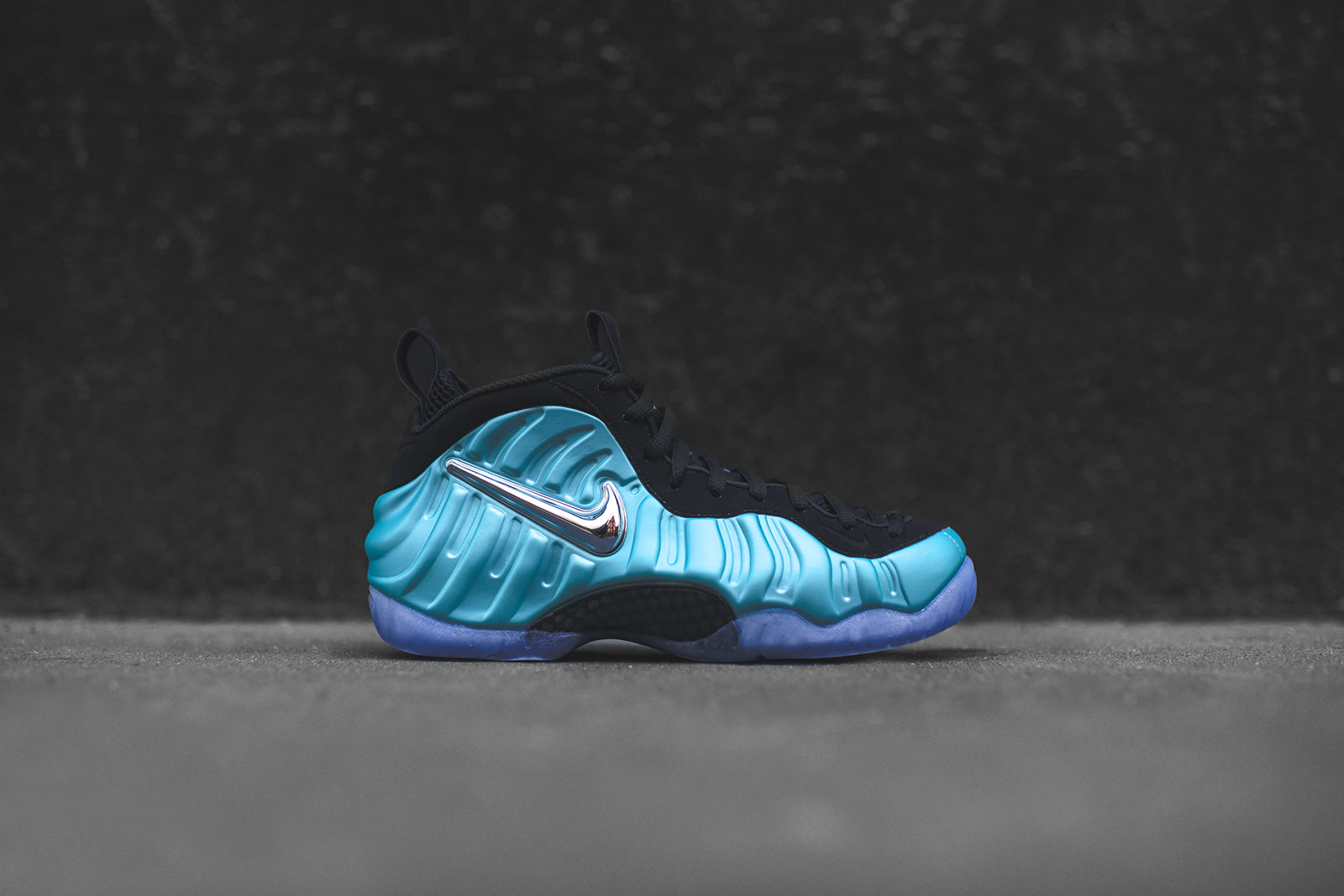 pretty nice c0fd4 b74ec Nike Air Foamposite Pro - Island Green / White – Kith