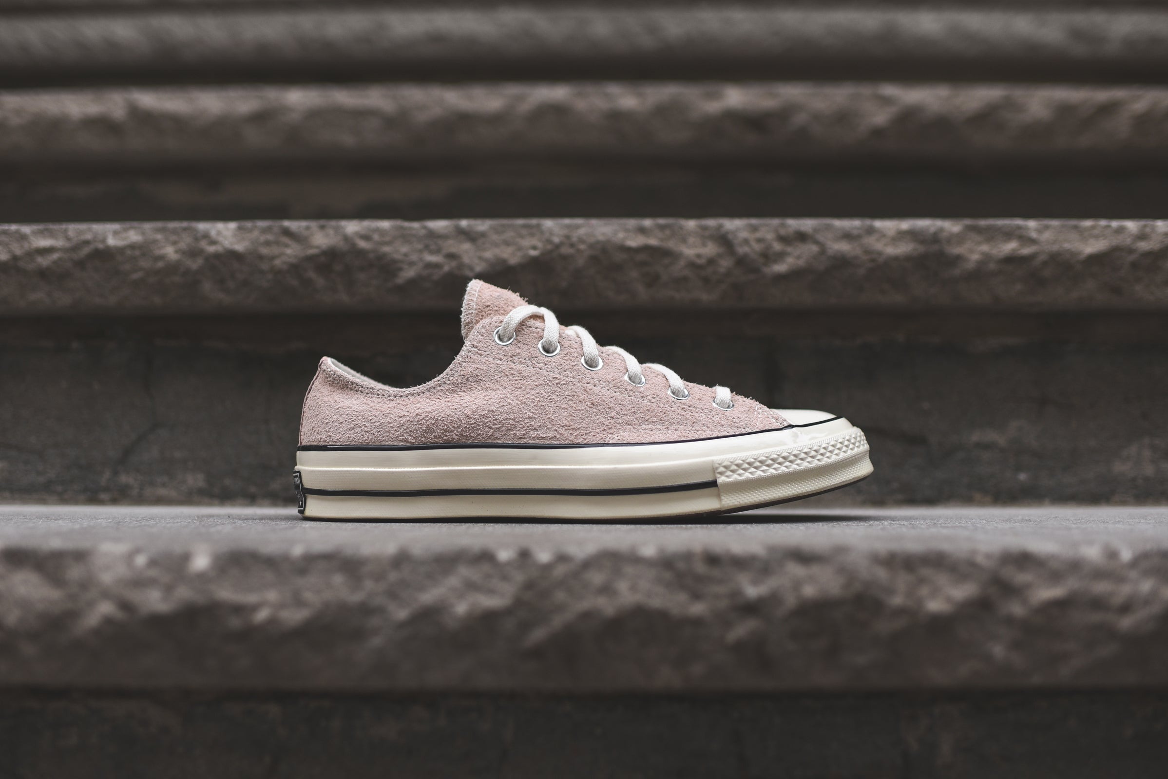 fce95254ad77 Converse Chuck Taylor All Star Low 1970 Vintage Ox - Dusk Pink. August 09