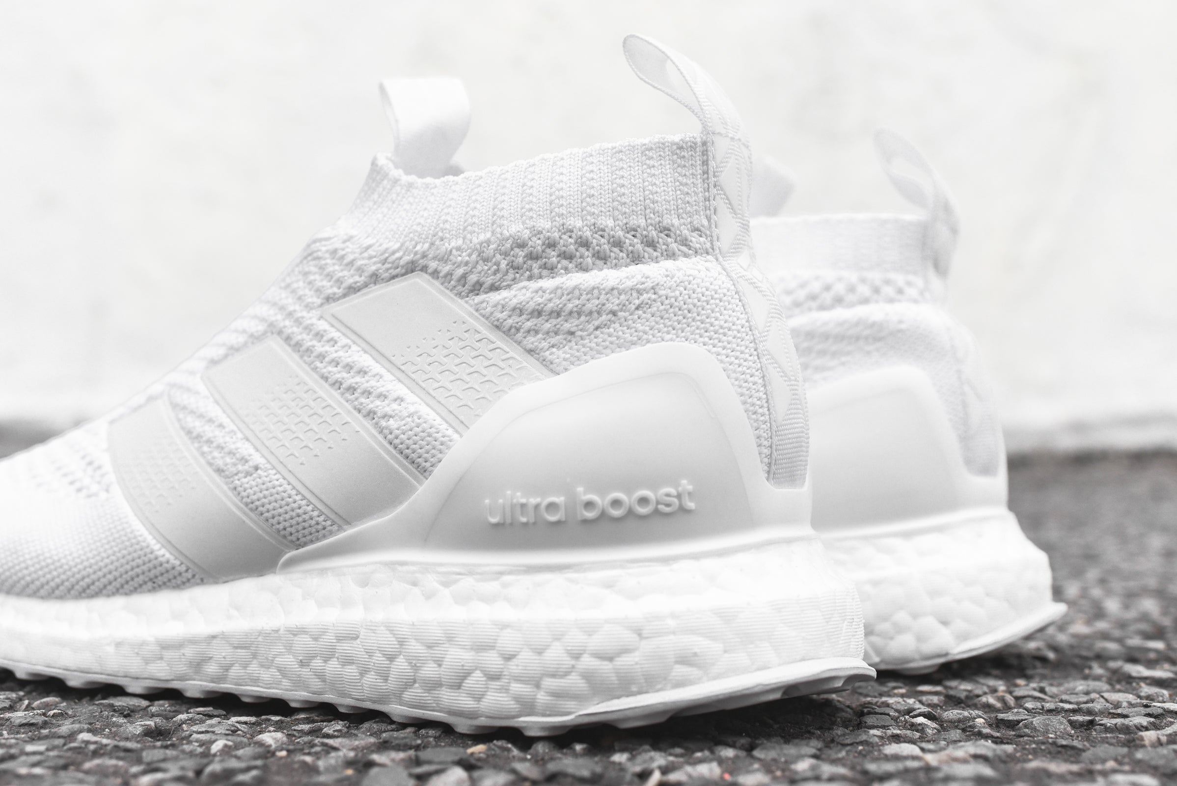 official photos e5916 73659 store adidas ace ultra boost triple white 38d34 c0fe8