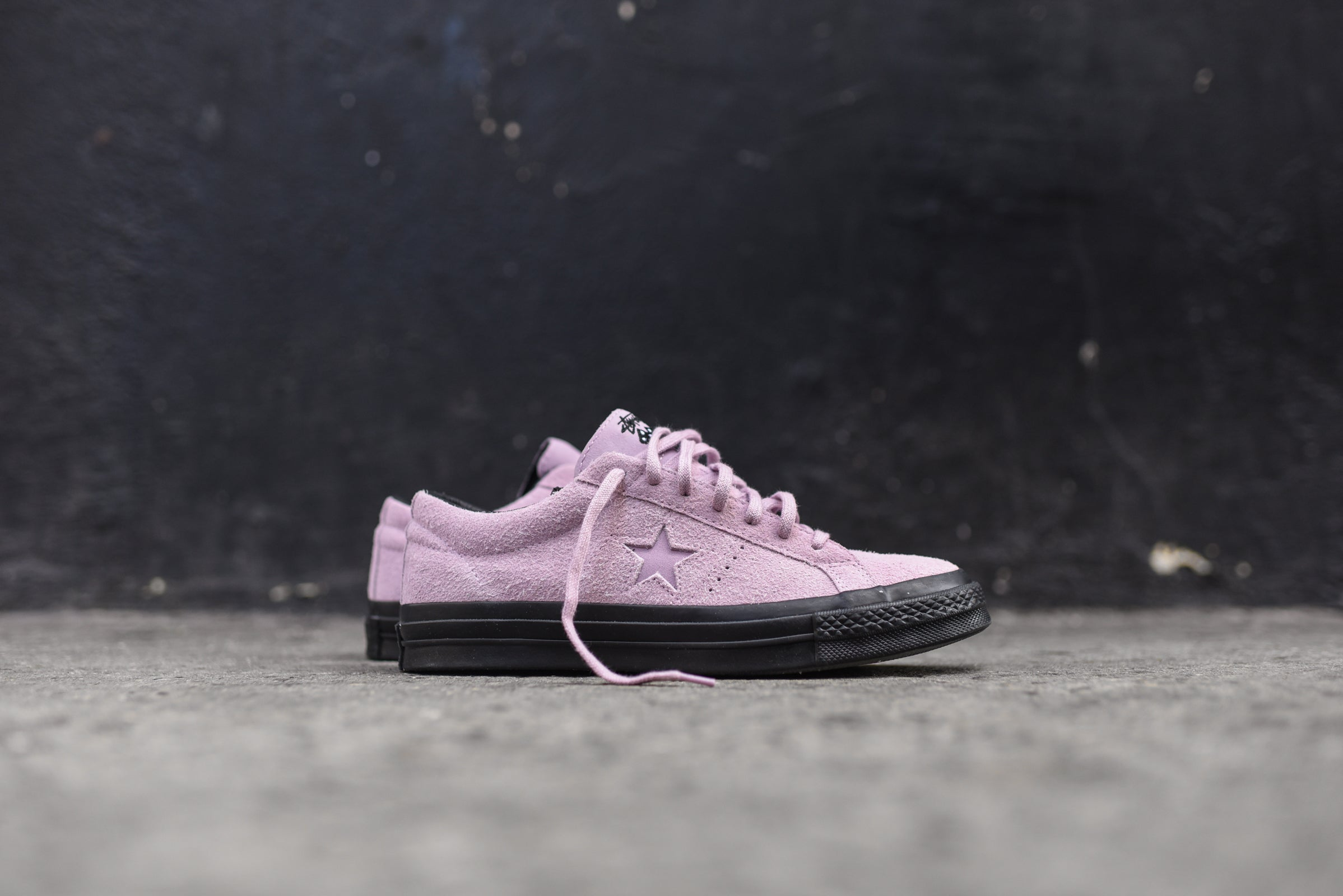 090d0a1f87276e Converse x Stussy One Star 74 Ox Pack. December 02