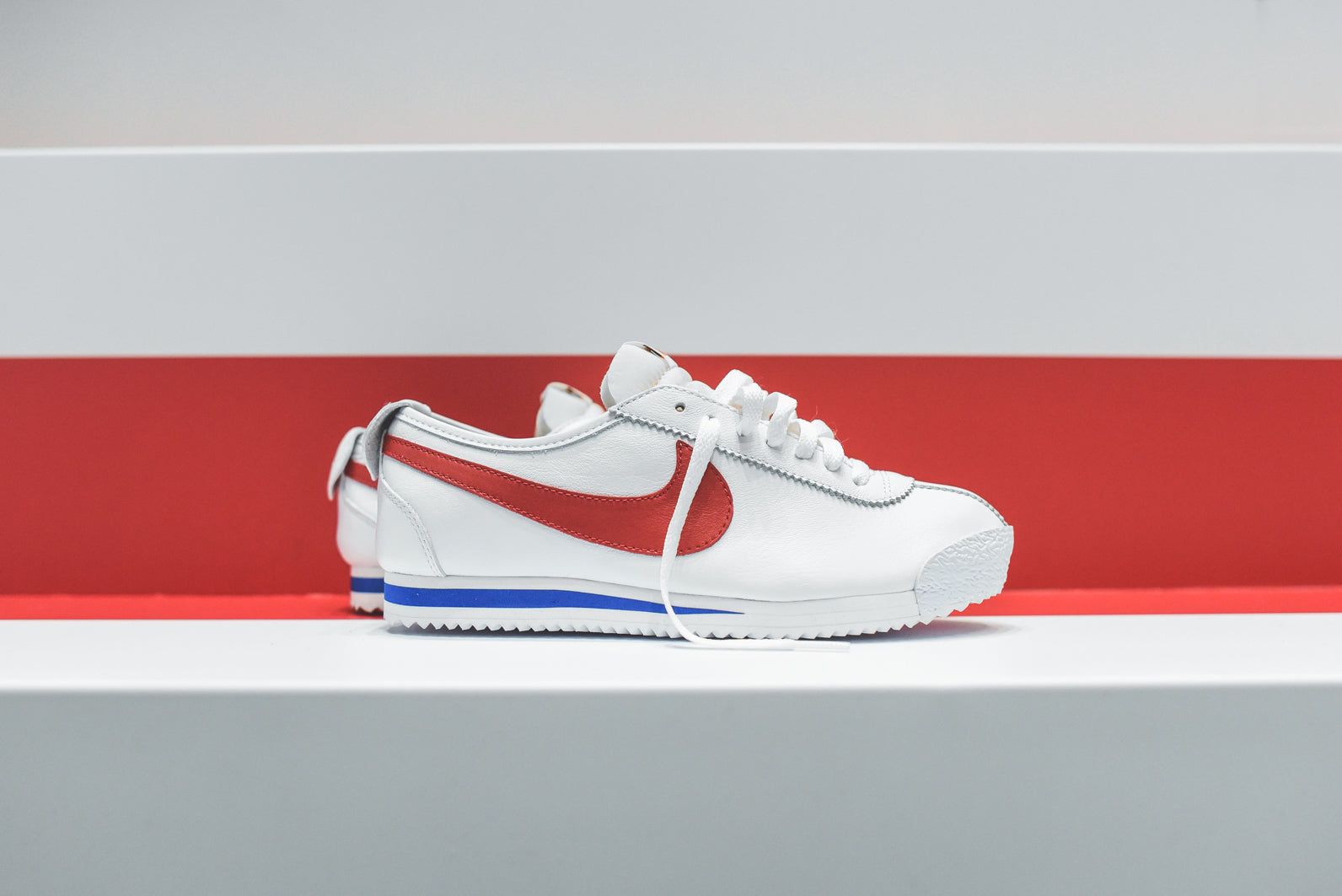 good texture another chance first rate Nike WMNS Cortez '72 - Forrest Gump – Kith