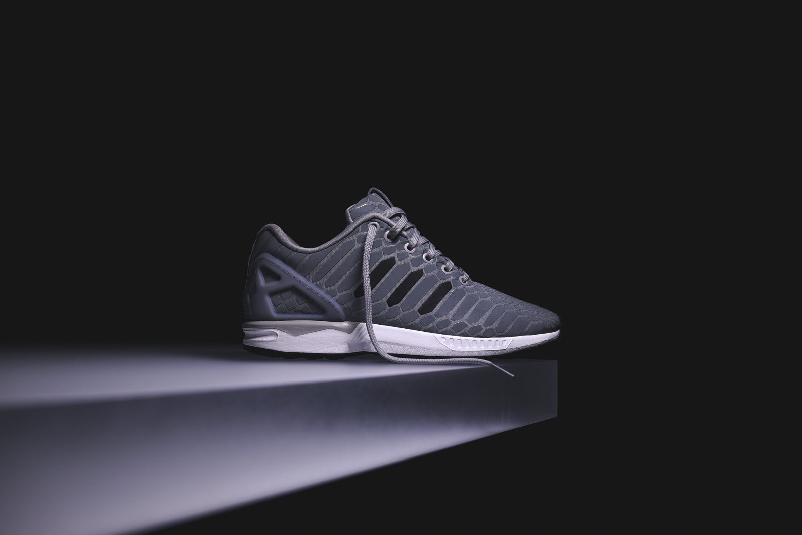4f4cae092 The adidas Originals ZX Flux XENO - Silver is available now