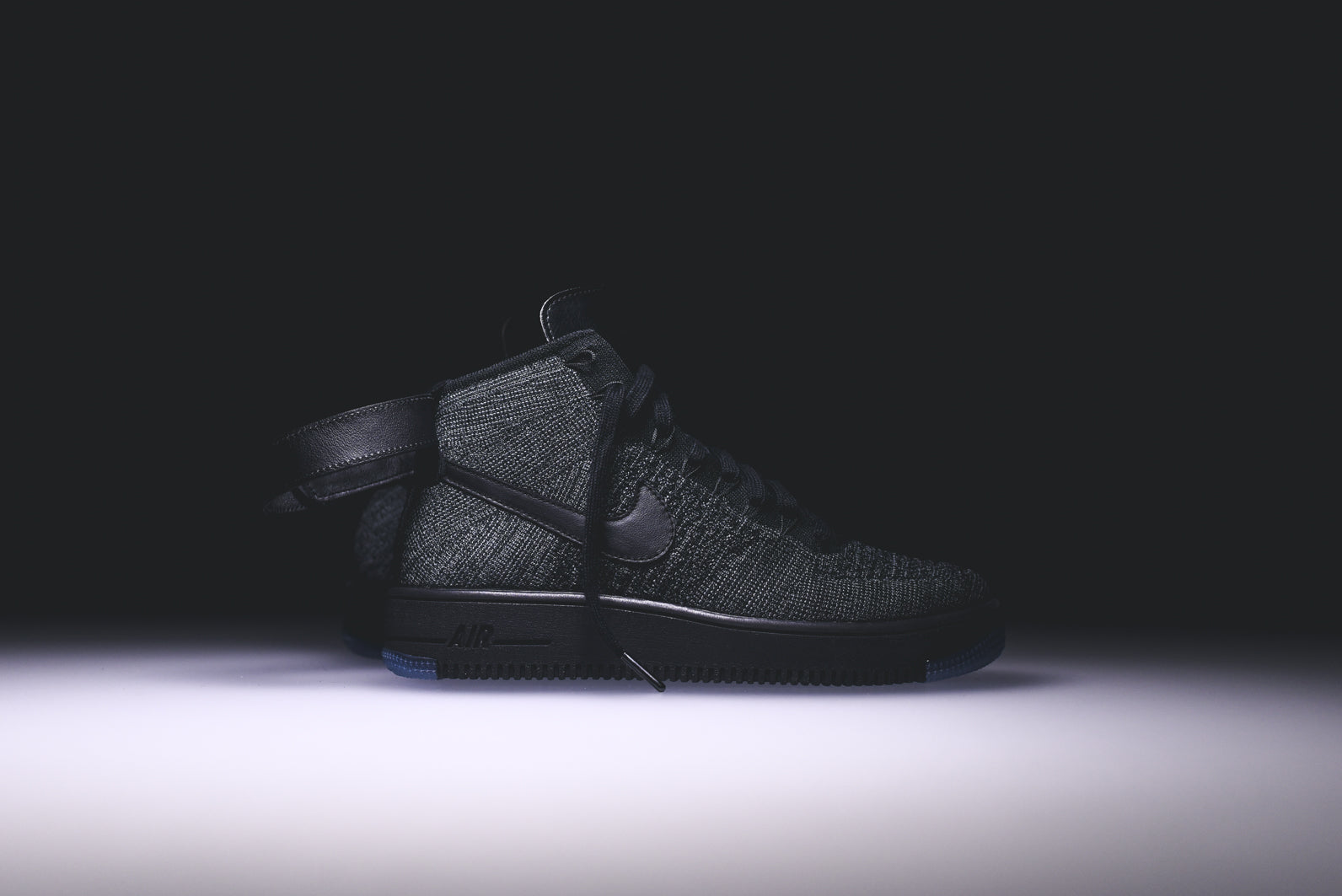 best website 24d12 a8b62 Kith Introduces Nike Online with Air Force 1 Flyknit Collection