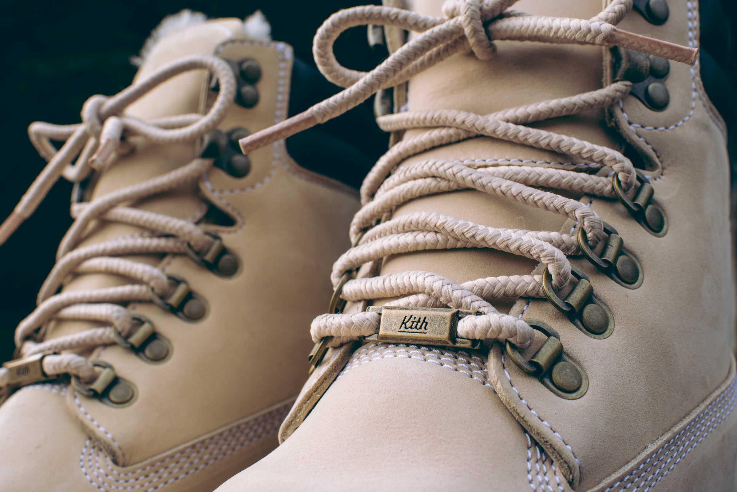 872a3935355e6 Ronnie Fieg x Timberland Collection for Kith Aspen