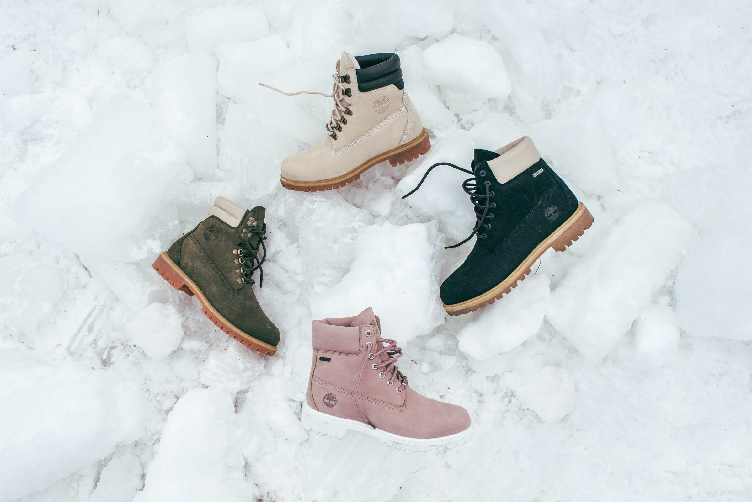 b0e74743075 Ronnie Fieg x Timberland Collection for Kith Aspen. December 14