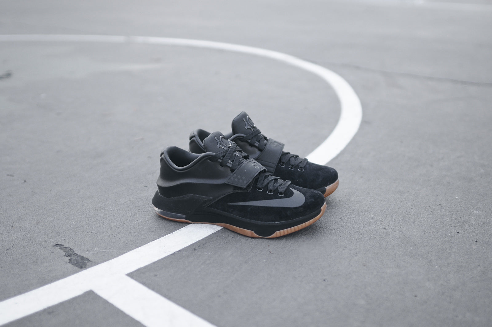 online store ab476 a39f4 NIKE KD VII EXT QS - BLACK / GUM @ KITH NYC – Kith