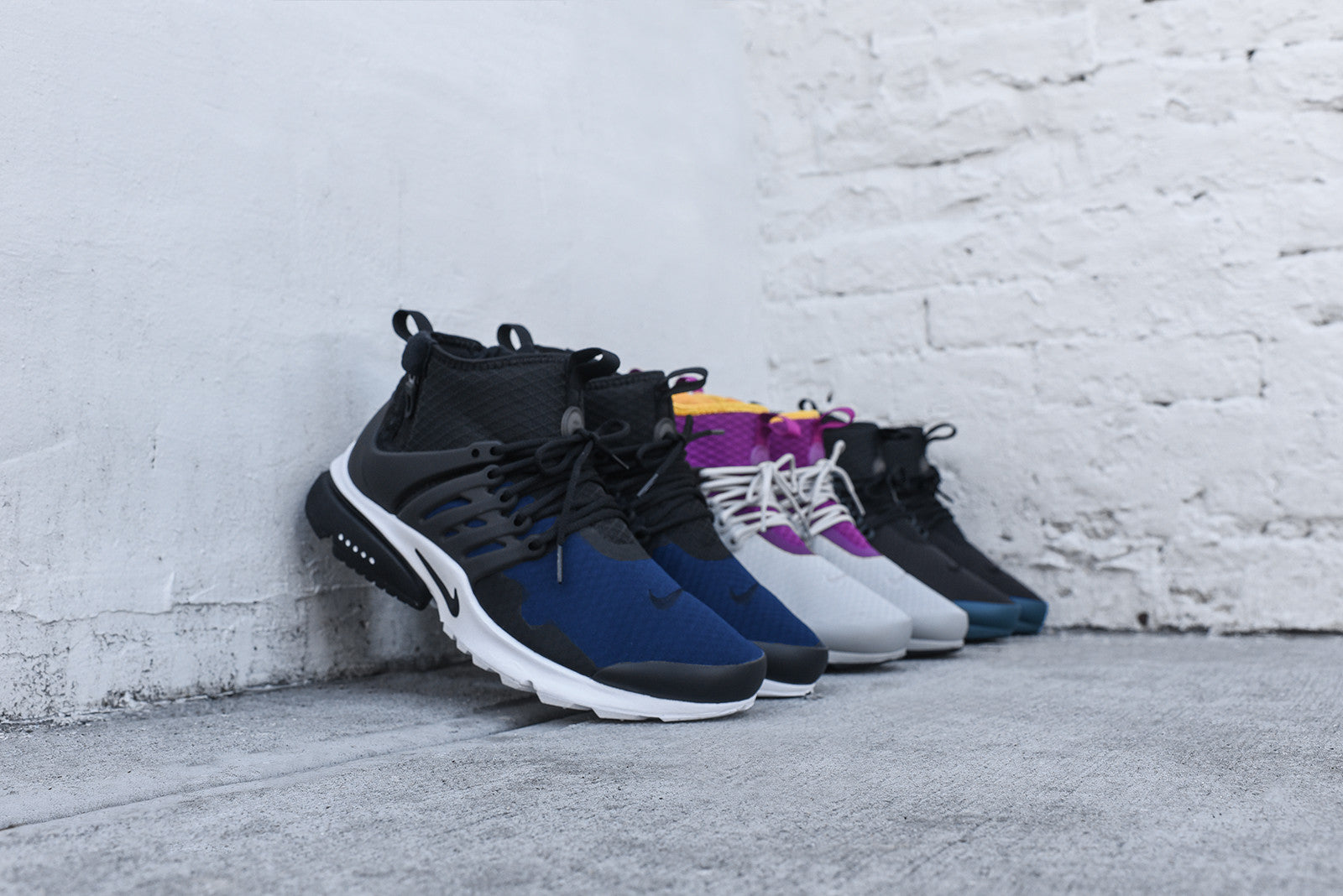 best service 90370 1bb5b Nike Air Presto Mid SP Pack – Kith