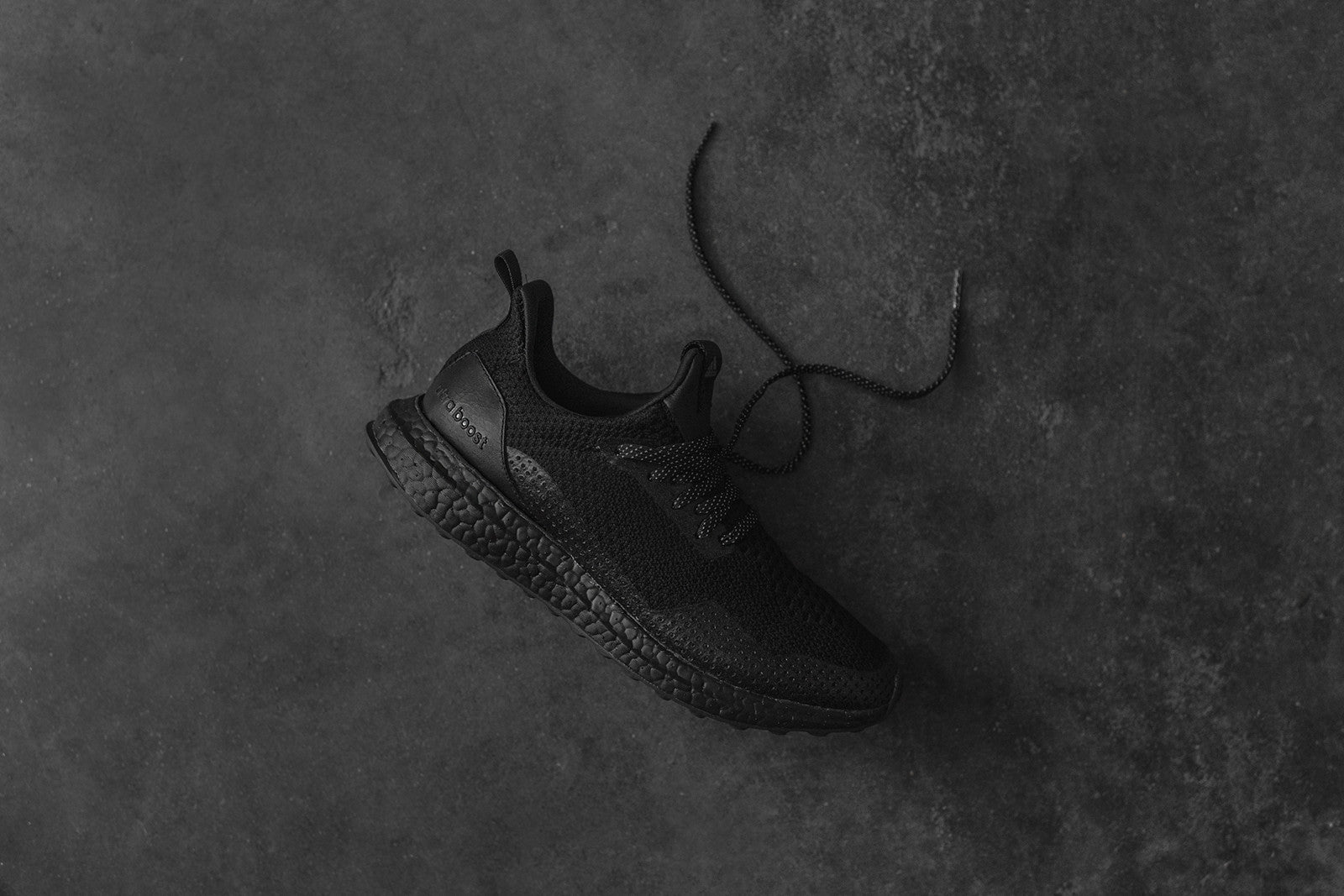 08cc92199e3 adidas Consortium x Haven Ultra Boost Uncaged - Triple Black – Kith