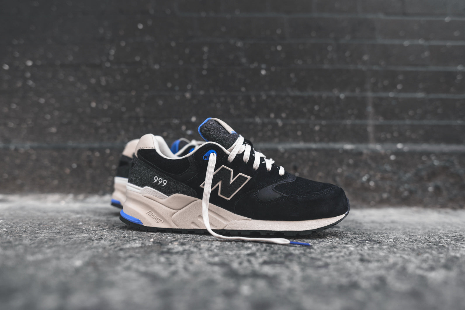 meilleur authentique 1cfbb 898fe New Balance ML999 Elite Wool Pack & HRL710 – Kith