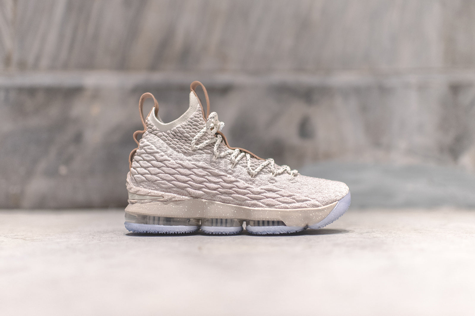 finest selection 46c58 7a197 Nike LeBron 15 - Ghost – Kith