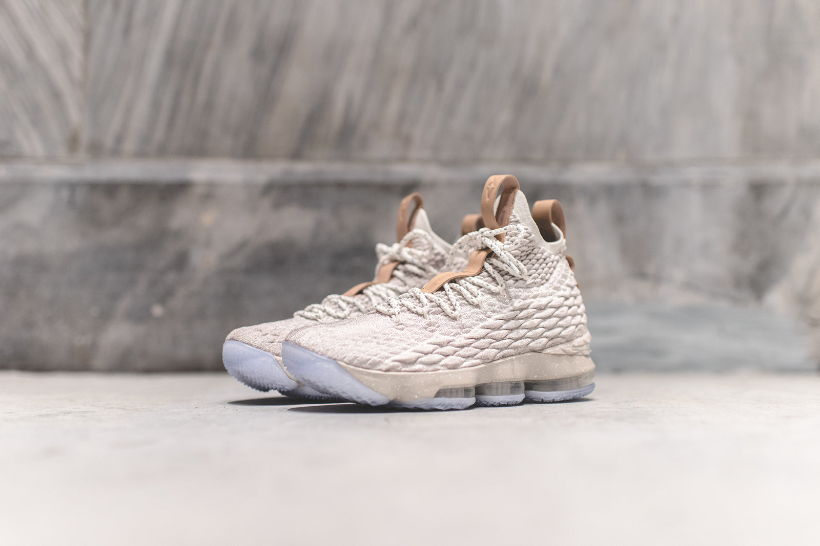 finest selection 7e8aa cd555 Nike LeBron 15 - Ghost – Kith