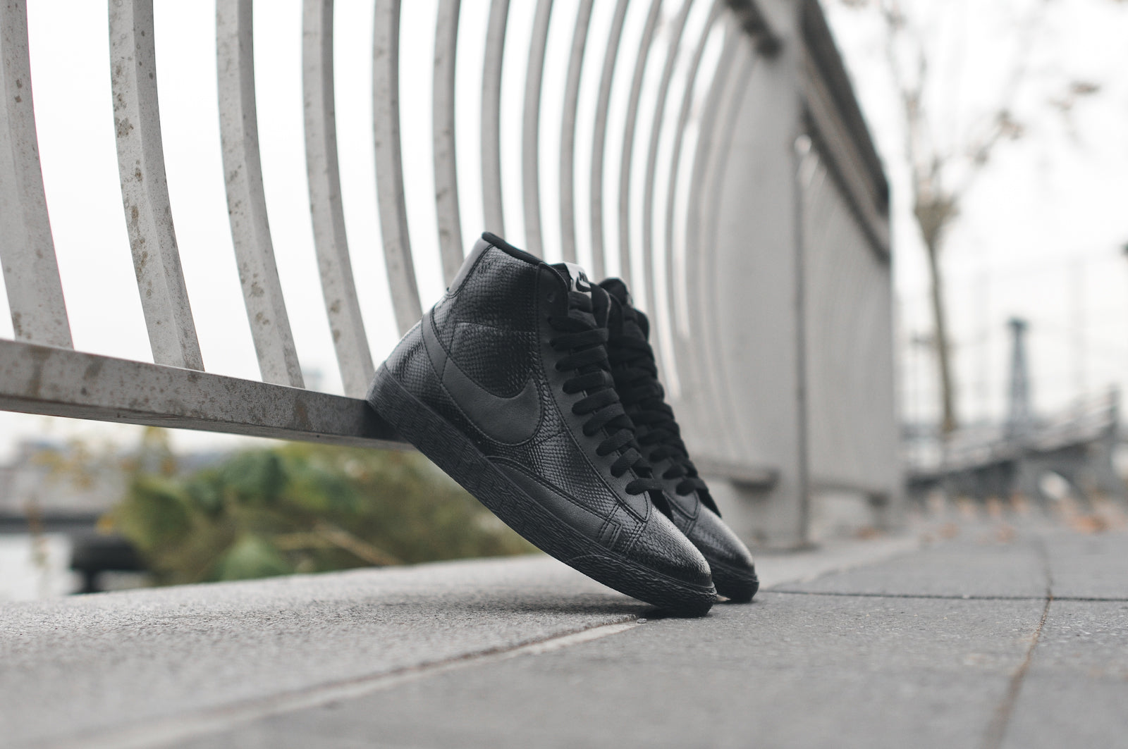 huge selection of d0a69 84e43 ... coupon code nike wmns blazer mid prm black snake kith nyc d914f 2d323