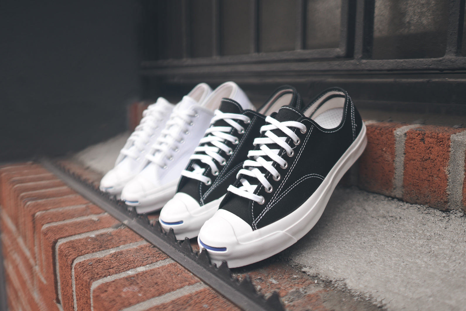 b1b24c36920 Converse Jack Purcell Signature Pack   KITH NYC – Kith