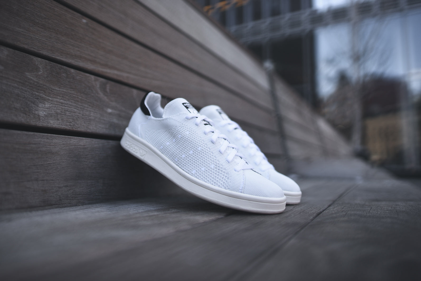Adidas Stan Smith White Black