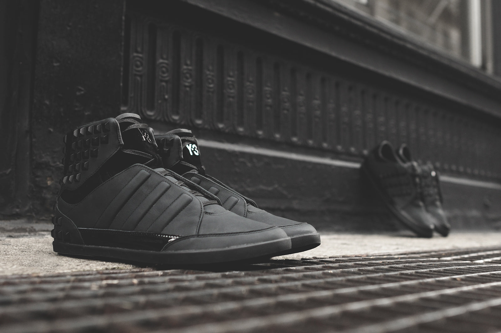 c4103b8e0 Y-3 HONJA HI   LOW - TRIPLE BLACK   KITH NYC – Kith