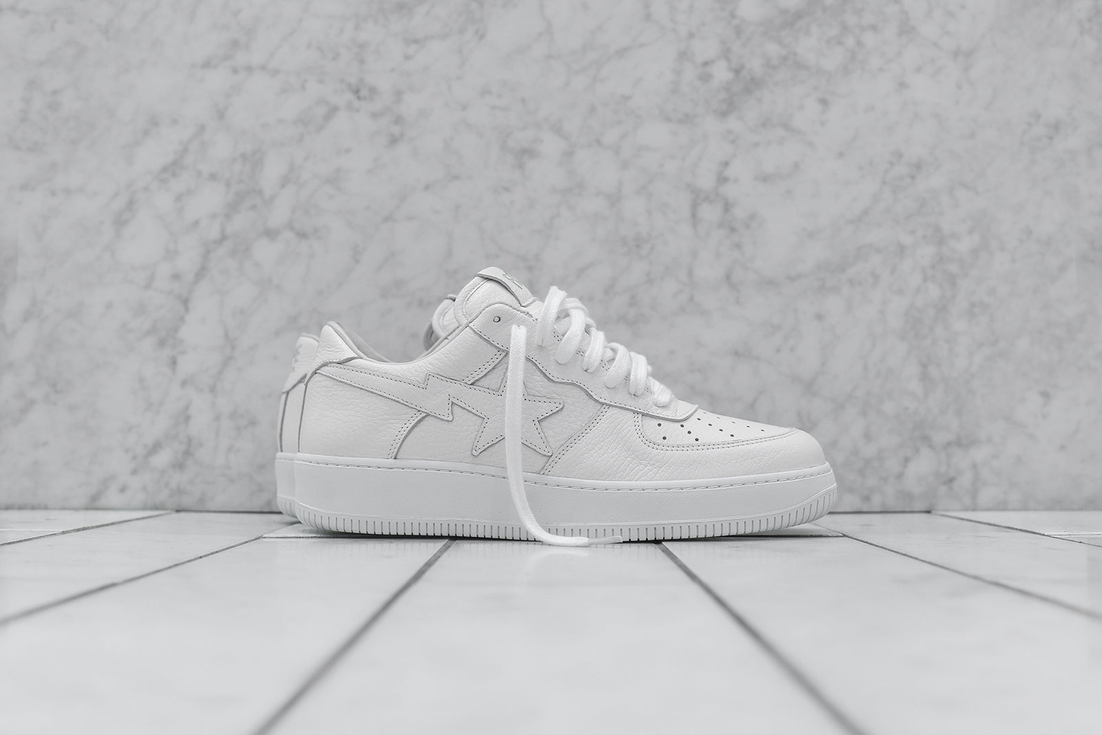 6a93ef0c40be A Closer Look at the Ronnie Fieg x A Bathing Ape Bapesta – Kith