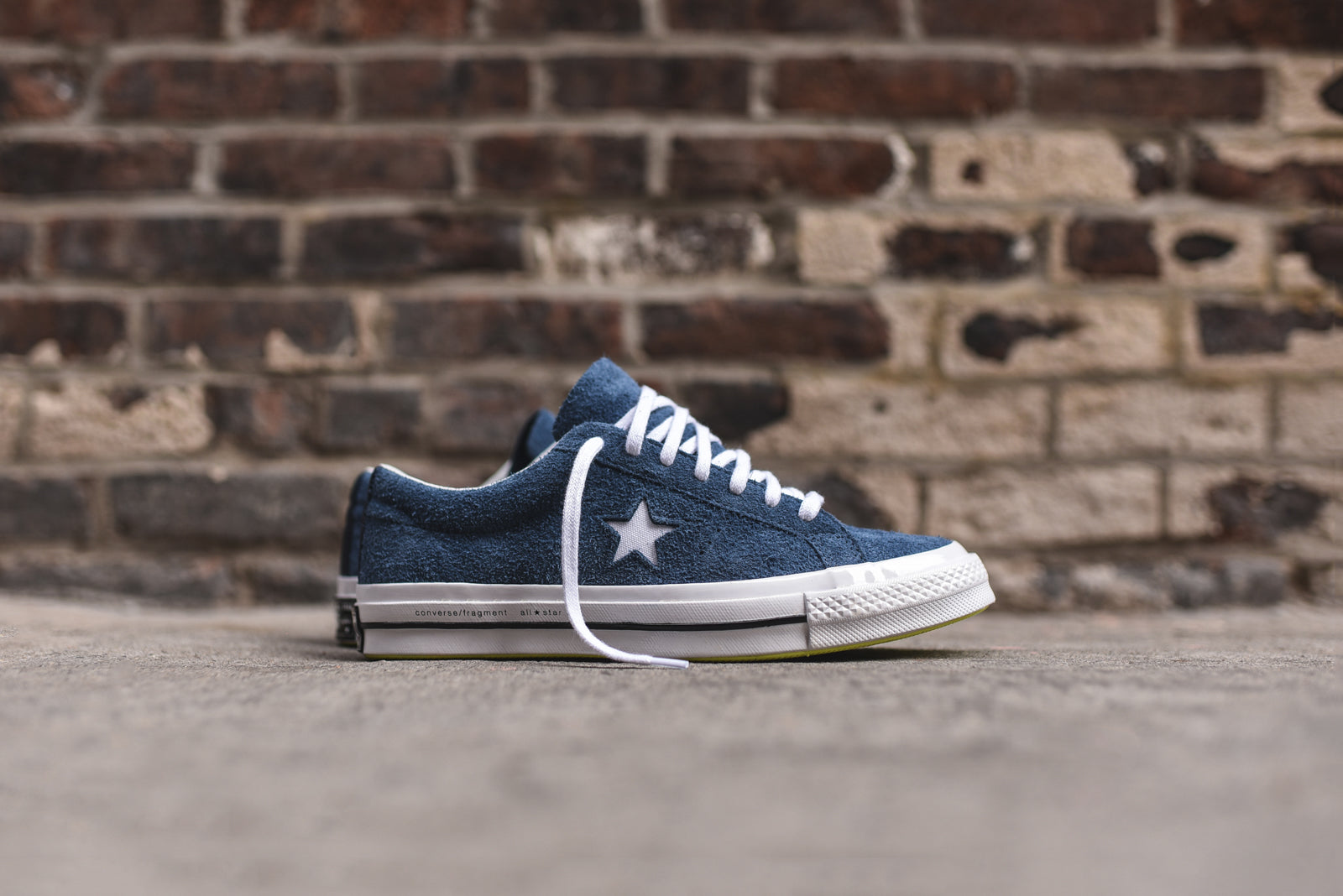 4ac970581708 Converse First String x fragment One Star Pack – Kith