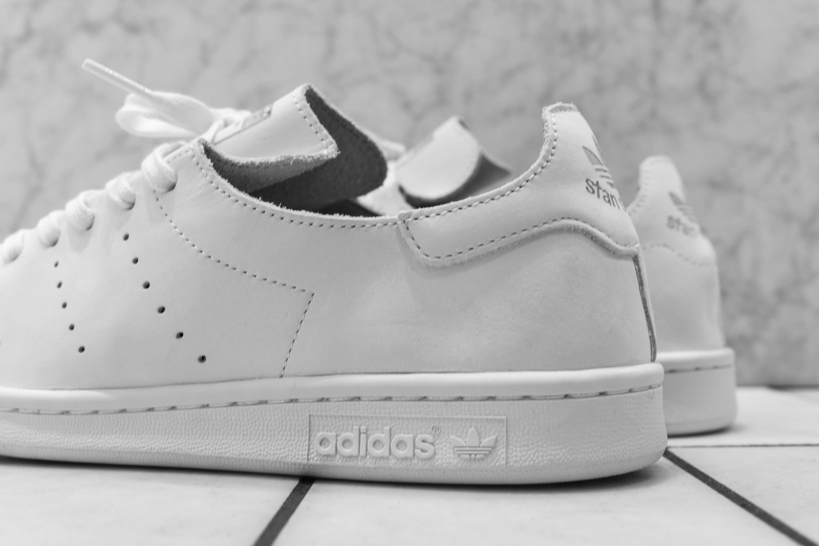 shades of outlet super popular adidas Originals Stan Smith Leather Sock Pack – Kith