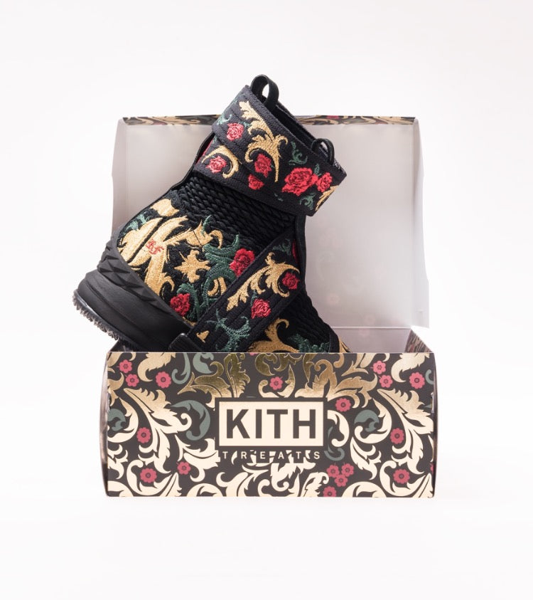 new styles 811b2 896b7 The King's Treat by LeBron James – Kith