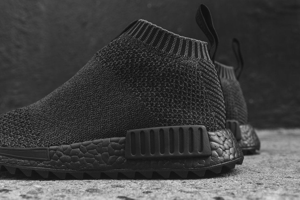 san francisco 5cc43 55900 adidas Consortium x The Good Will Out NMD CS1 - Triple Black ...