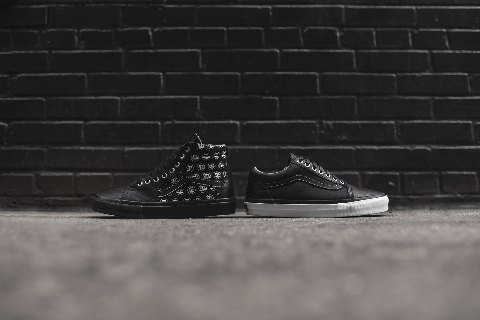 3a1f49f6ed Vans Vault x Highs And Lows Pack. September 17