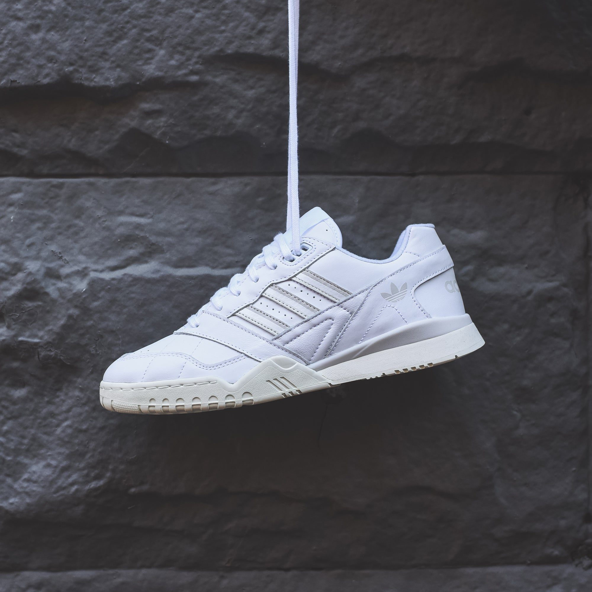 new products 57753 12e5c adidas Originals AR Trainer - White   Raw White   Off-White – Kith