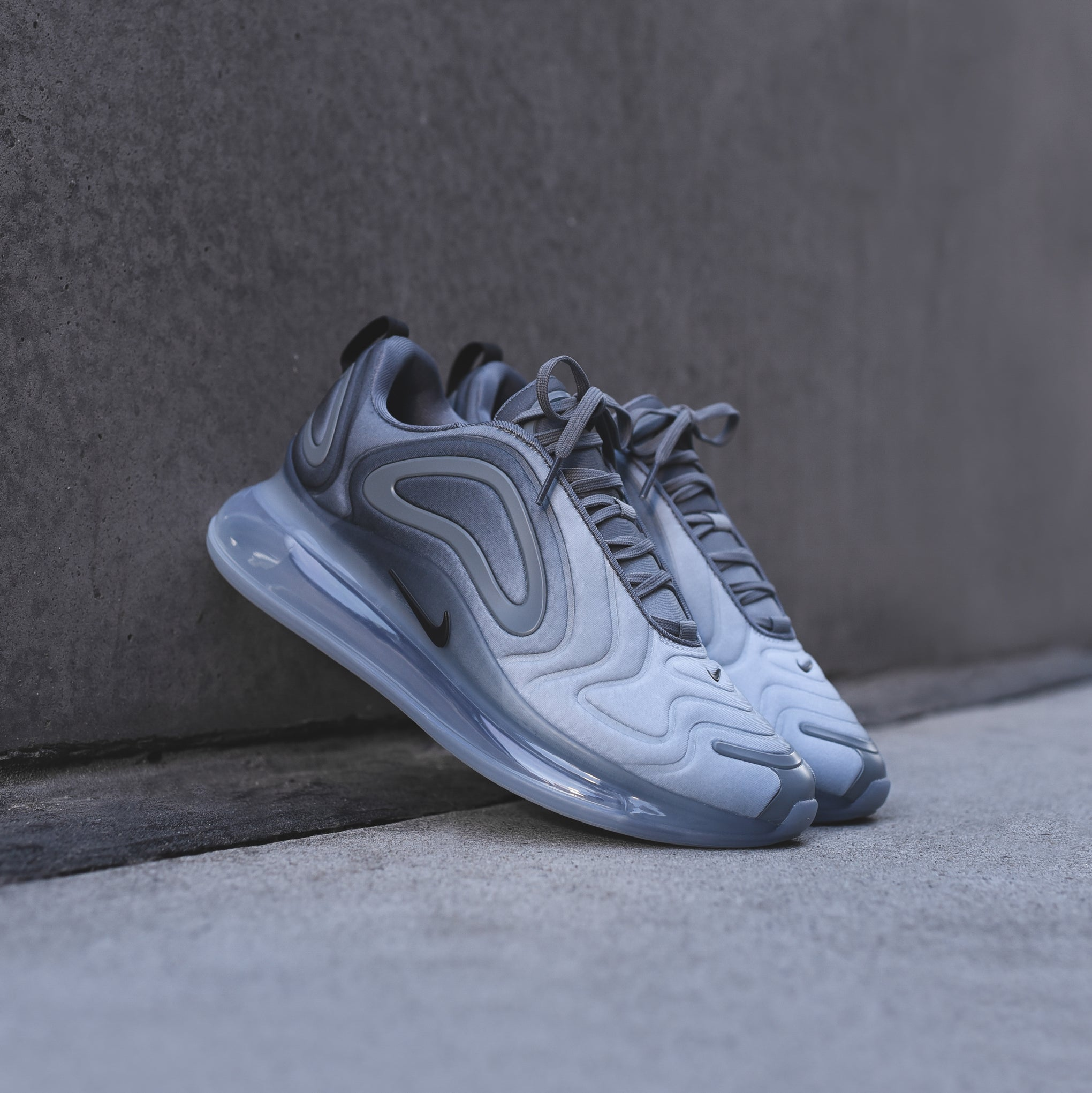 wholesale price details for order Nike Air Max 720 - Anthracite / Black / Metallic Silver – Kith